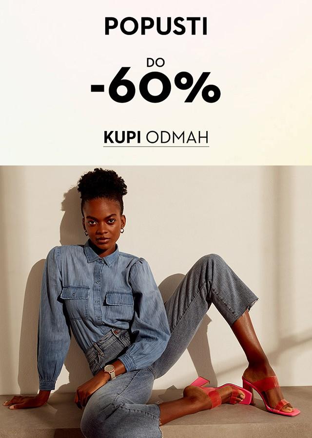 Popusti do 60%