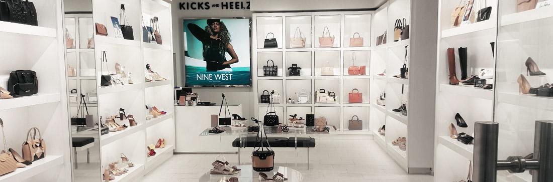 KICKS AND HEELZ, BEO Shopping Center